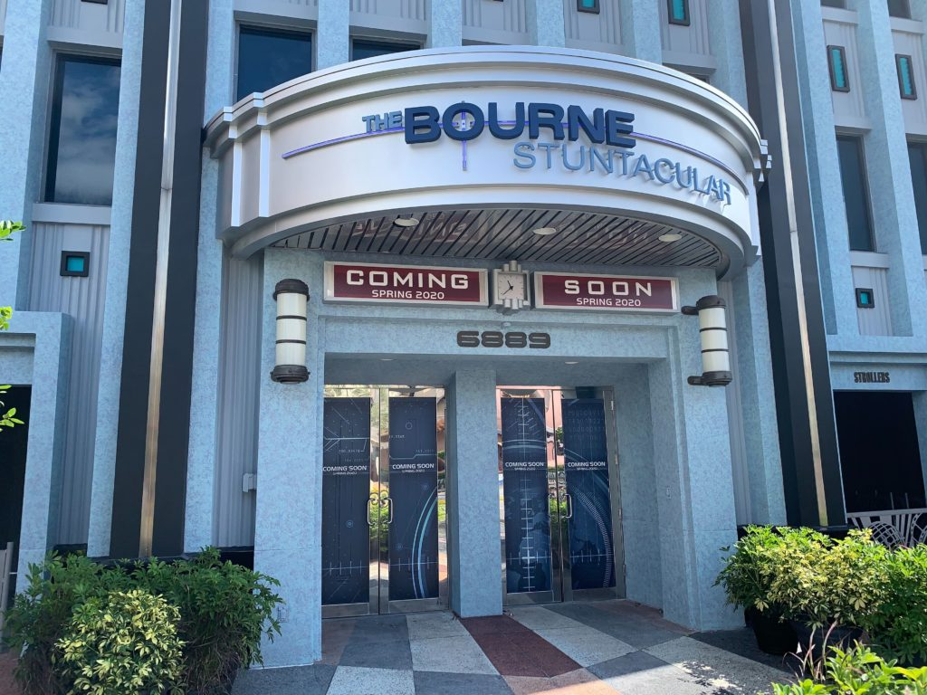 The Bourne Stuntacular at Universal Studios Florida 2