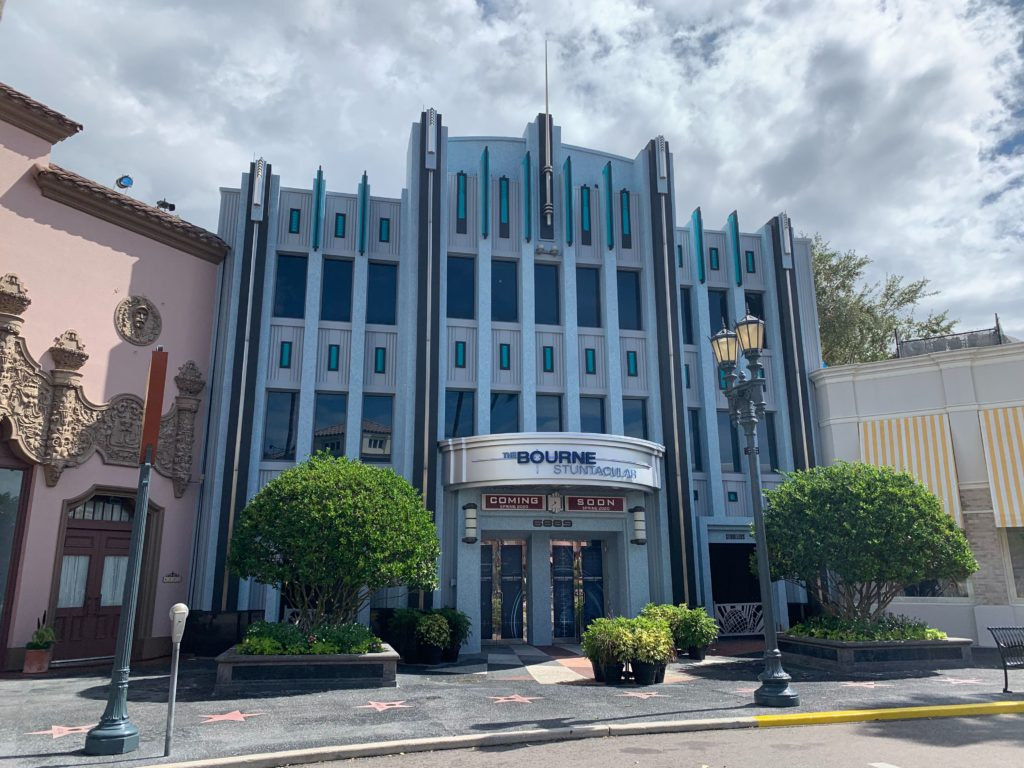 The Bourne Stuntacular at Universal Studios Florida 2