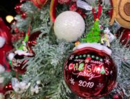 Mickey's Very Merry Christmas Party 2019 decorations
