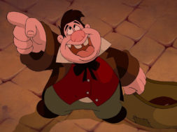 Lefou from the 1991 Beauty and the Beast