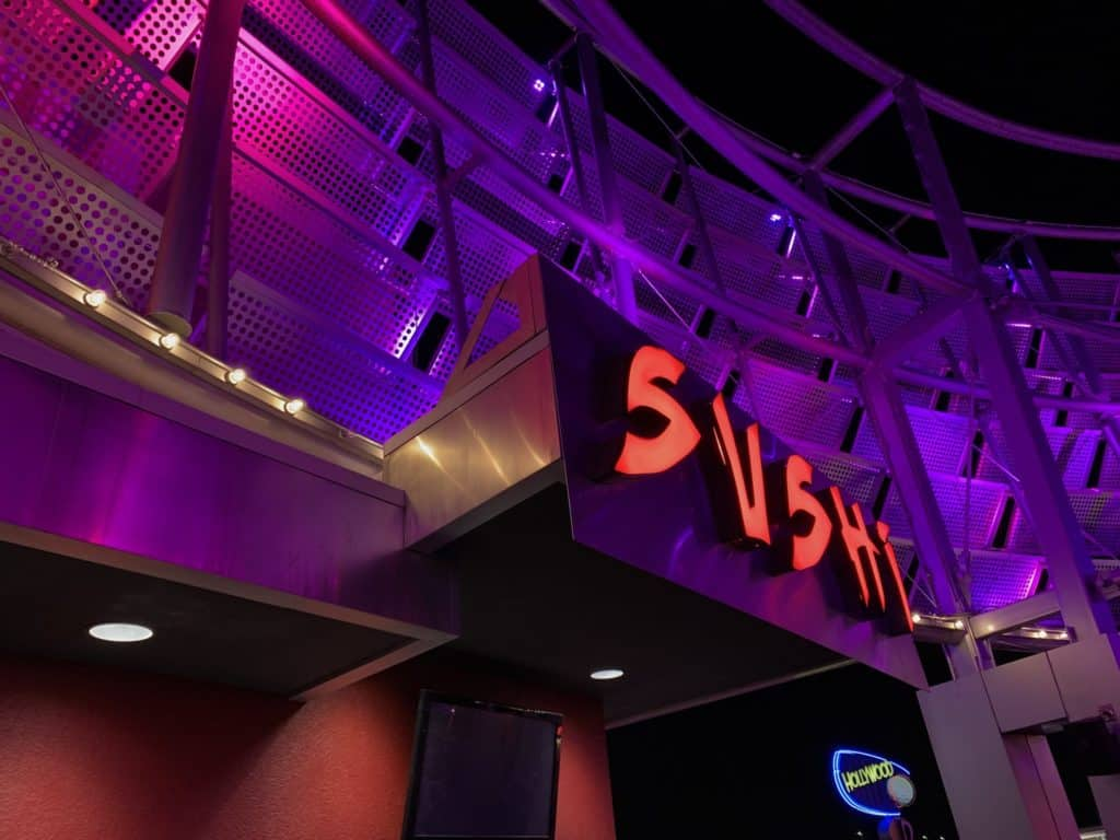 Fusion Bistro Sushi & Sake Bar at Universal Orlando Resort's CityWalk