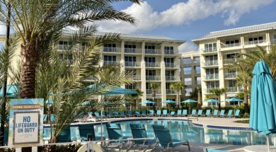 Pool at Margaritaville Orlando Resort