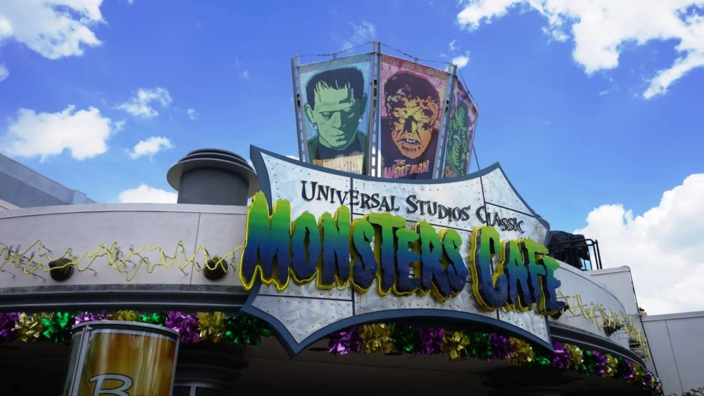 Universal Studios Classic Monsters Cafe