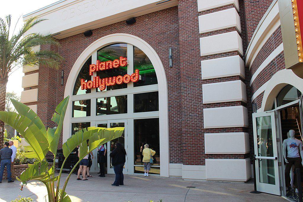 Planet Hollywood at Disney Springs