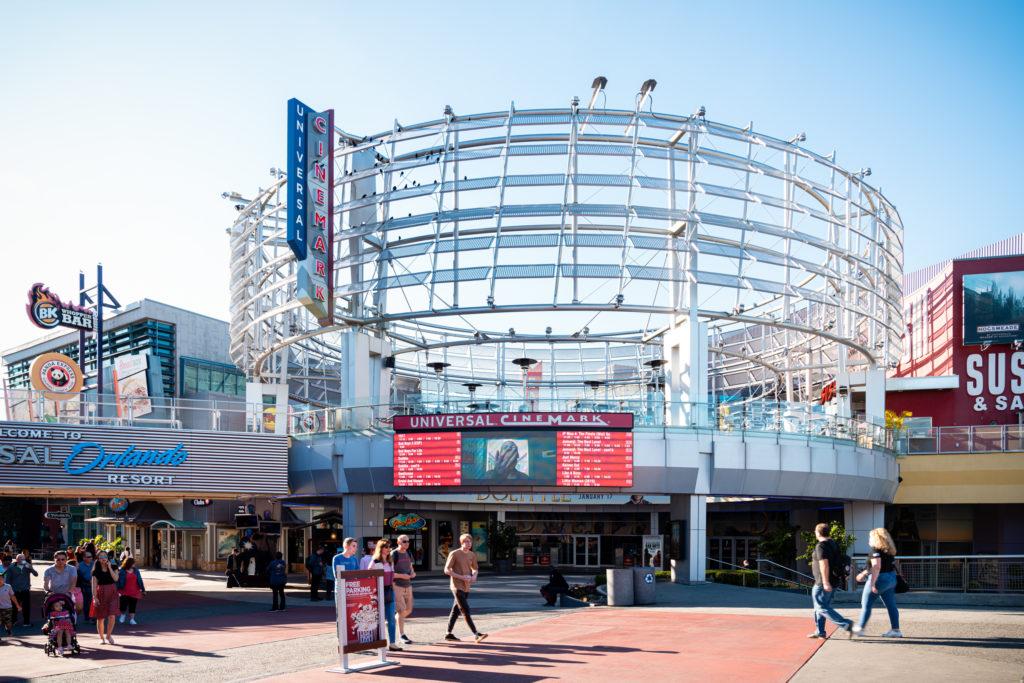 Universal Cinemark at CityWalk Orlando