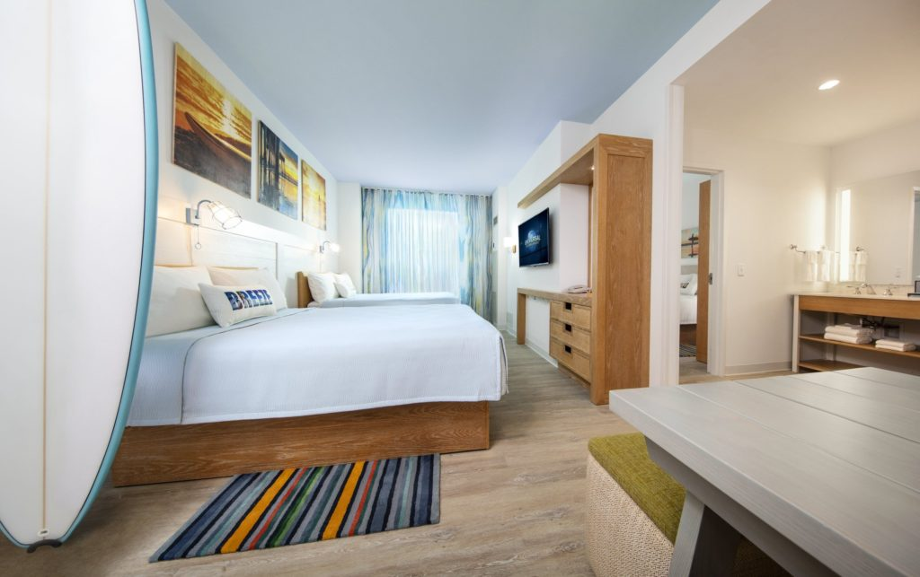 Dockside Inn and Suites's two-bedroom suite