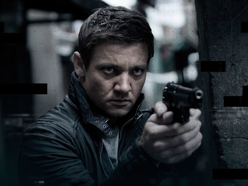 """The Bourne Legacy"""