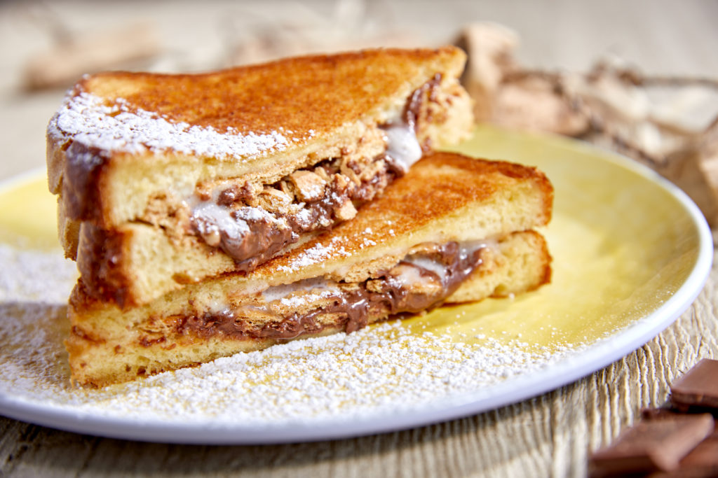 Dockside Inn and Suites - S'mores Panini