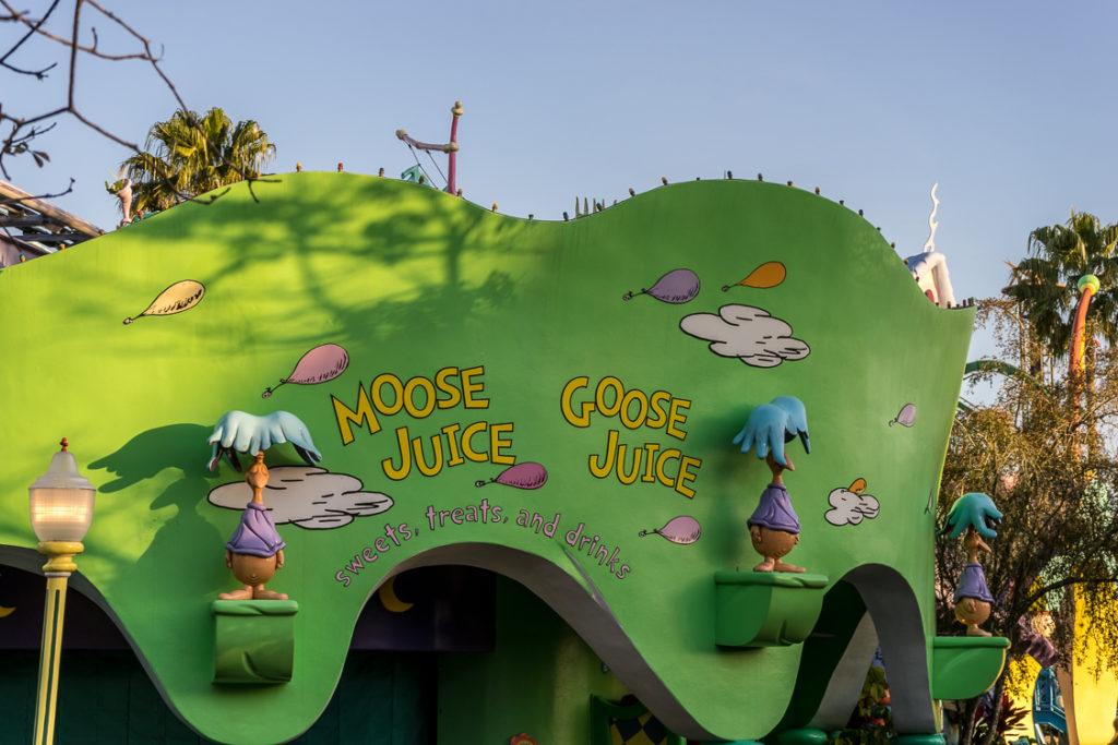 Moose Juice, Goose Juice