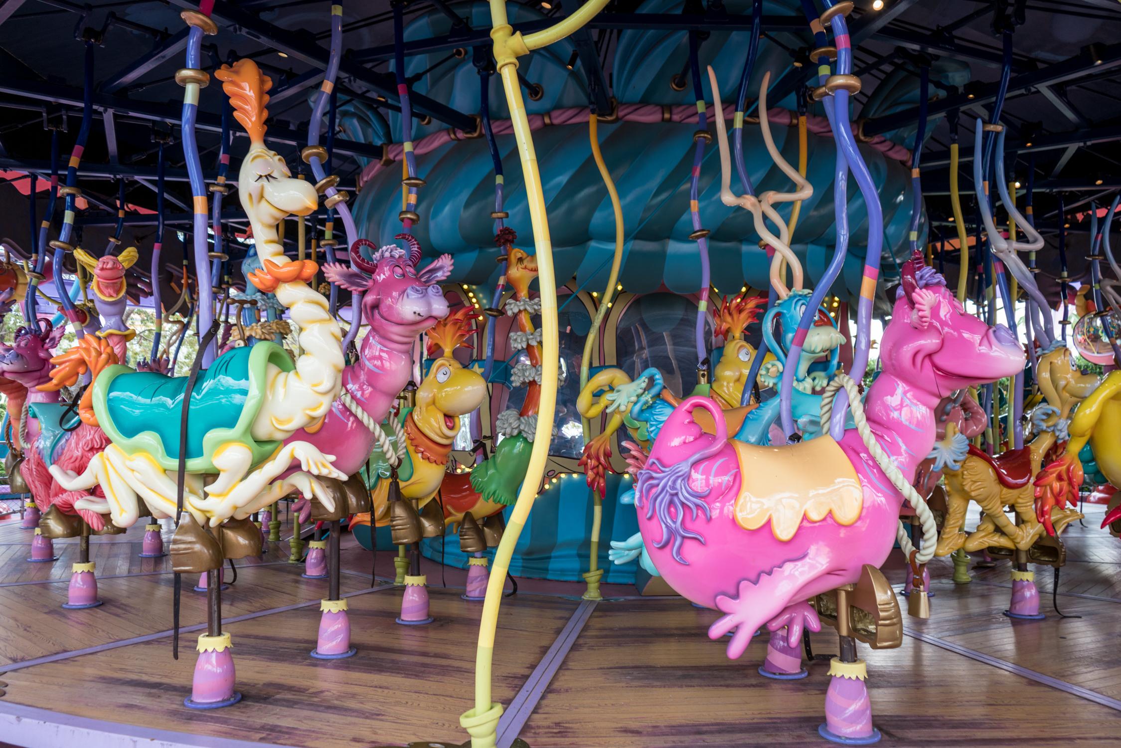 Caro-Seuss-el characters