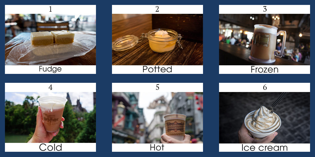 Butterbeer pick two meme