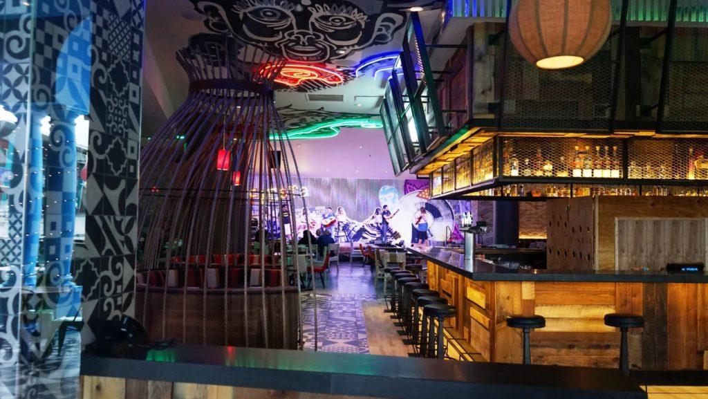 Antojitos interior and bar