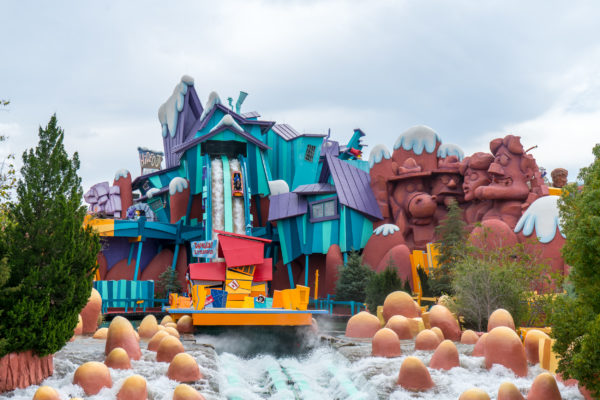 Themed attractions at Islands of Adventure – how do they live up to the source material?