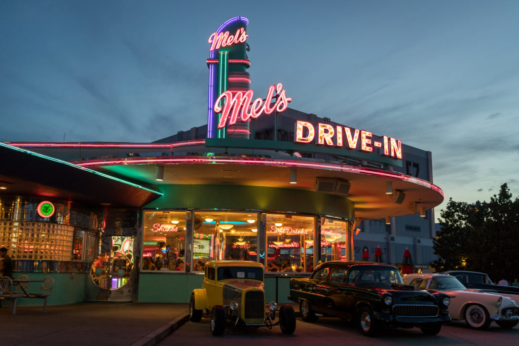 Mel's Drive-In at Universal Studios Florida