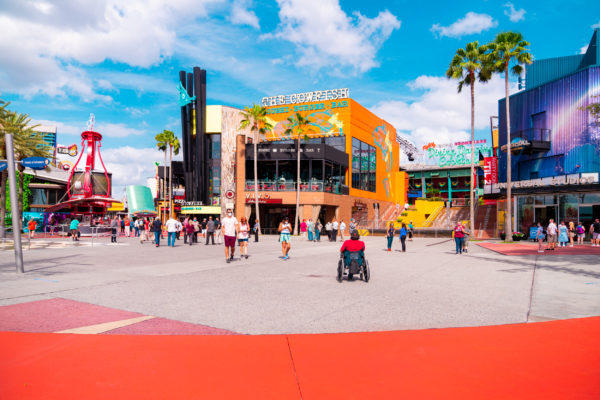 Universal CityWalk: How the reopening works