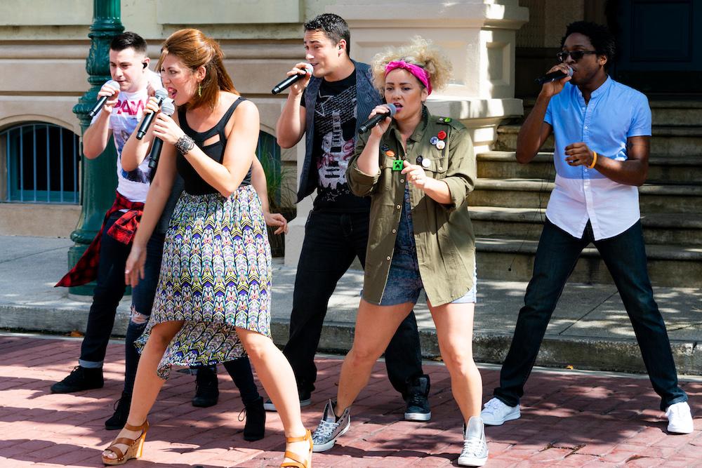 Sing It! at Universal Studios Florida