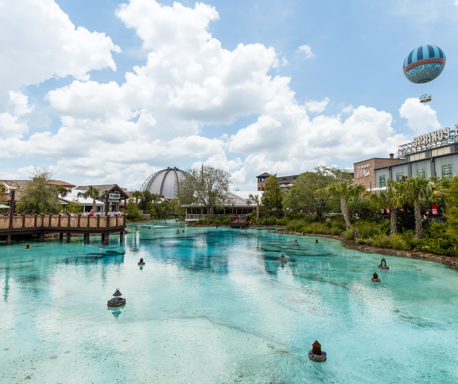 Disney Springs and Universal CityWalk reopen after COVID-19 closures