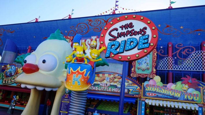 Themed attractions at Universal Studios Florida – how do they live up to the source material?