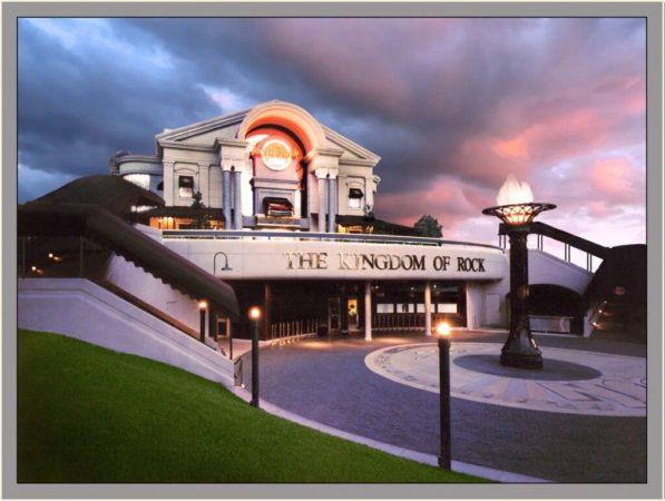 The long and surprising history of Hard Rock Café at Universal Studios Florida
