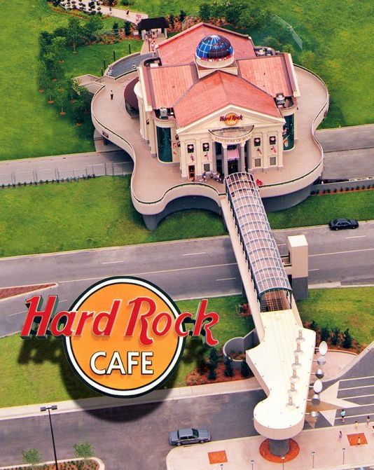 Original Hard Rock Cafe Orlando at Universal Studios Florida