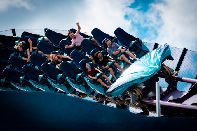 SeaWorld Orlando: How the reopening works