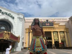 The Mummy returns at Universal Orlando Resort