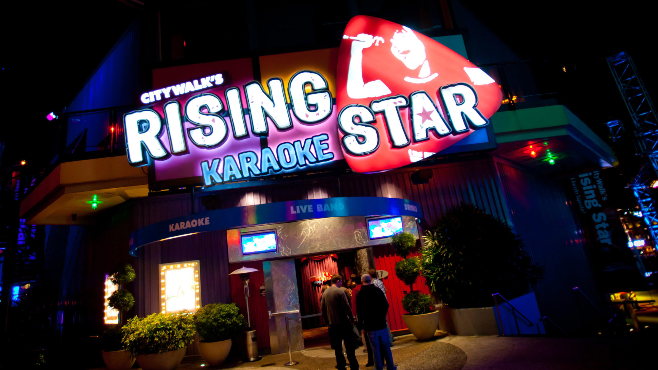 Rising Star at CityWalk Orlando