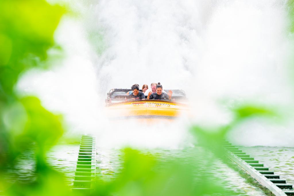 Jurassic Park River Adventure at Universal Islands of Adventure