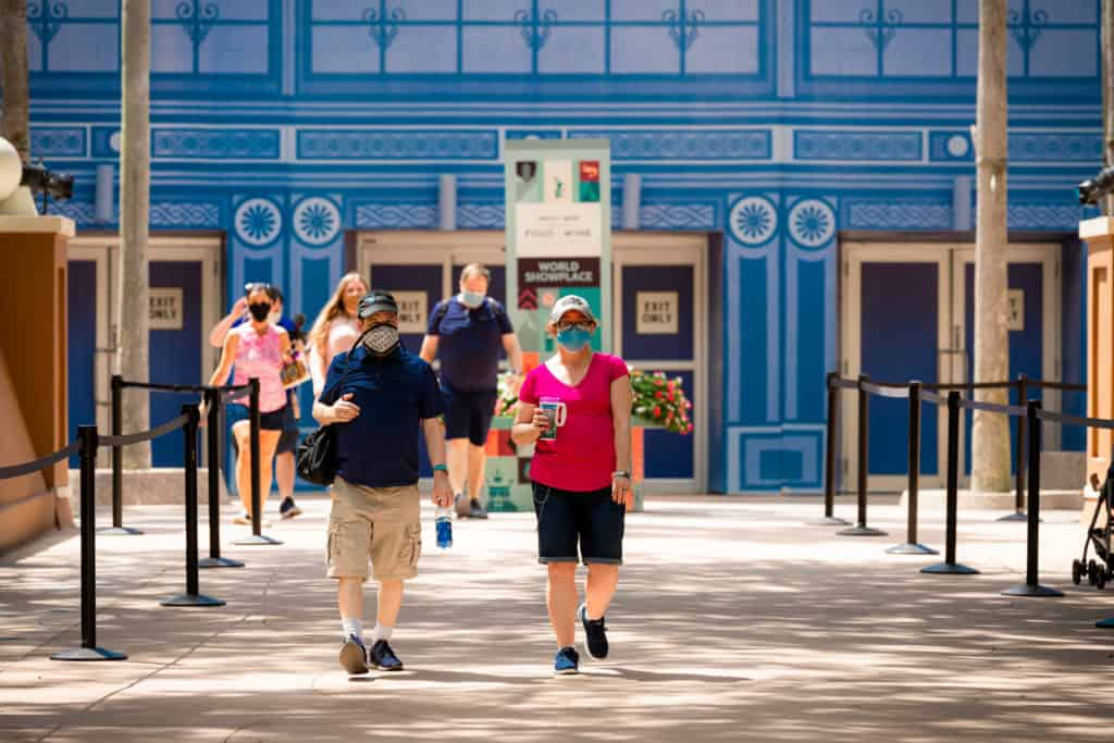 Epcot reopening during covid-19