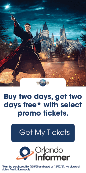 Buy two days, get two days free with select promo tickets