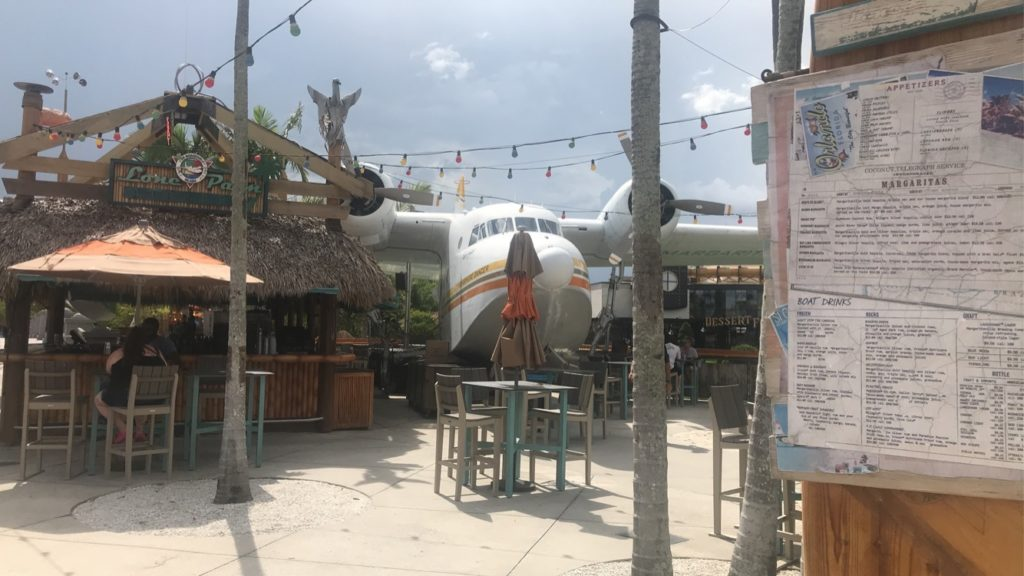 Lone Palm Airport at Universal CityWalk