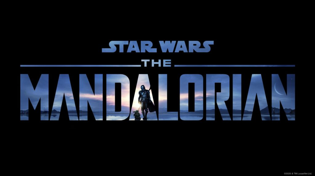 The Mandalorian season two logo