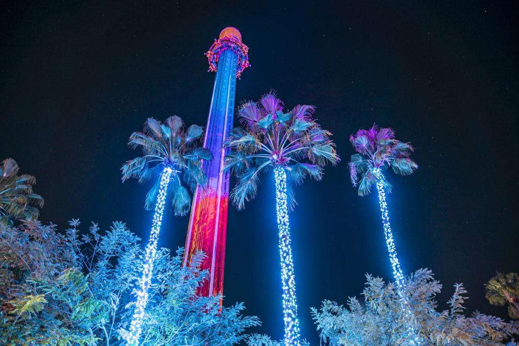 Busch Gardens Tampa's Christmas Town 2020