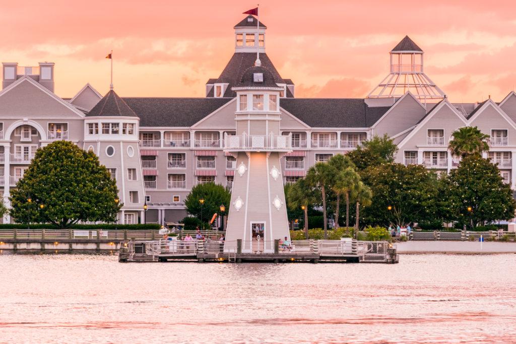 Disney's Yacht and Beach Club Resort