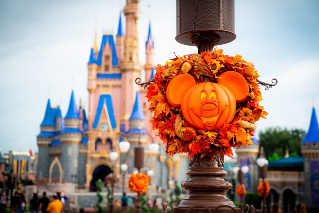 Halloween 2020 at Magic Kingdom