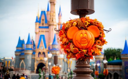Halloween happenings around the Central Florida theme parks