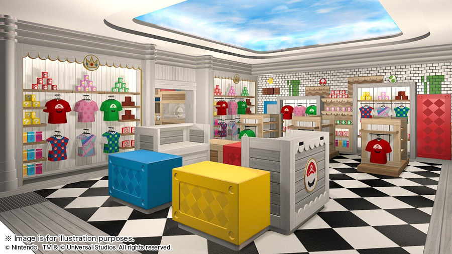 Mario Cafe & Store - store