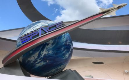 Launch to adventure with Mission: Space!