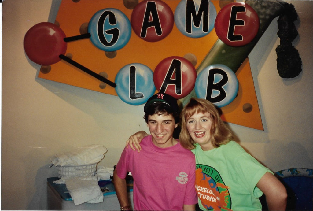 Nickelodeon Studios's Game Lab