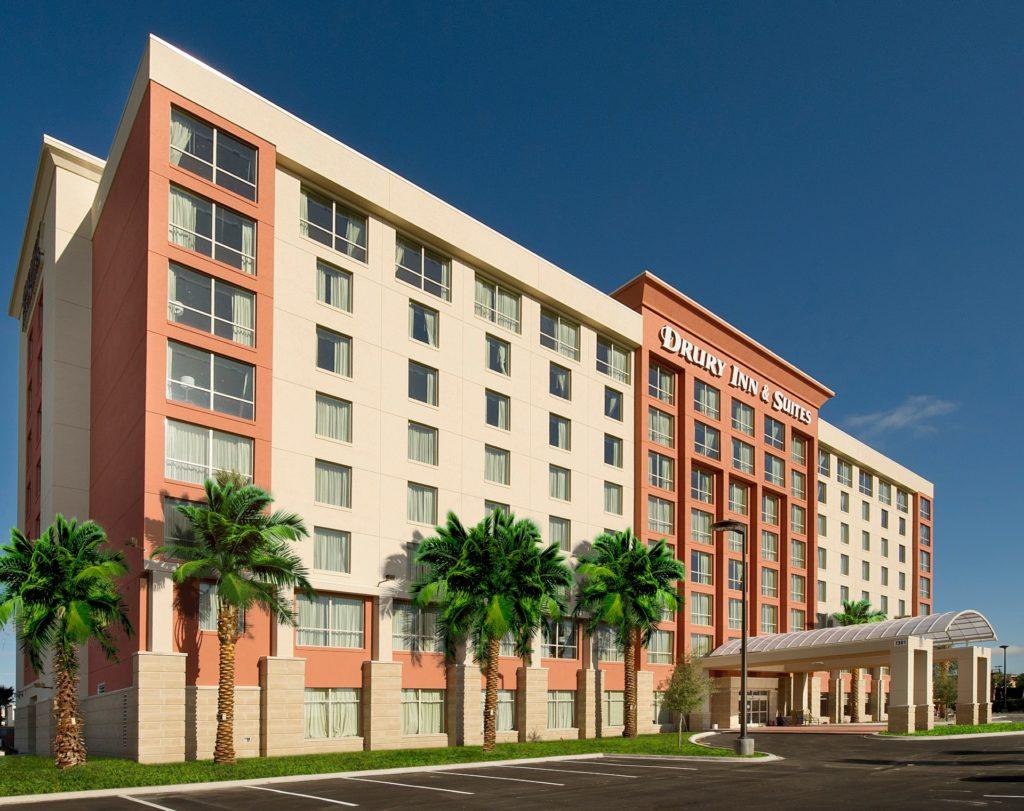 Drury Inn & Suites near Universal Orlando