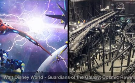 Disney updates us on Disney World's near-future attractions