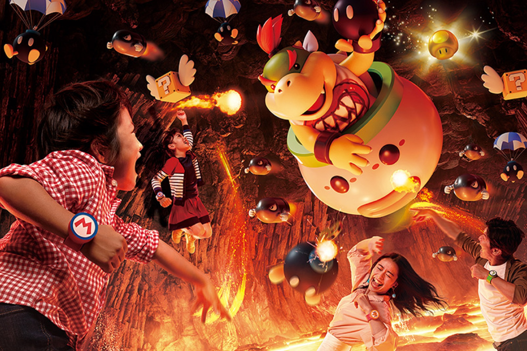Nintendo World in-depth, Universal vs. Disney, and New Year's Eve: Your weekly theme-park recap ...