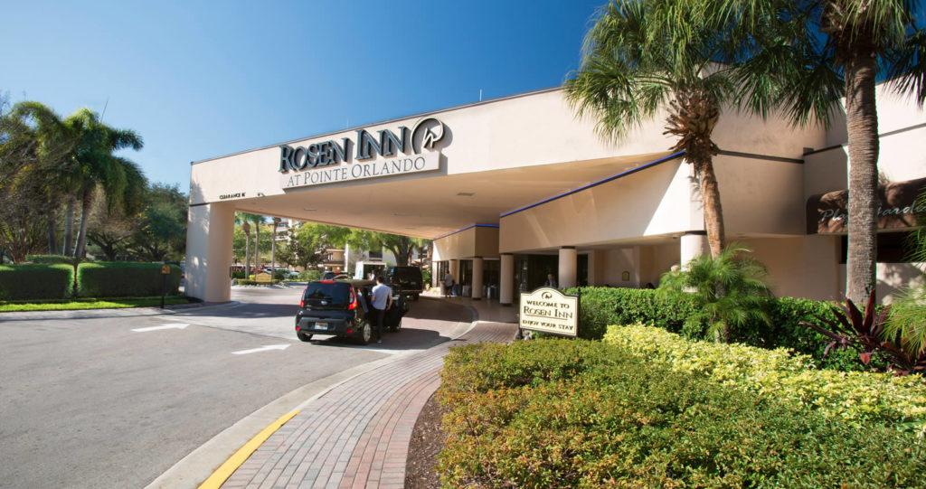 Rosen Inn at Pointe Orlando near Universal Orlando