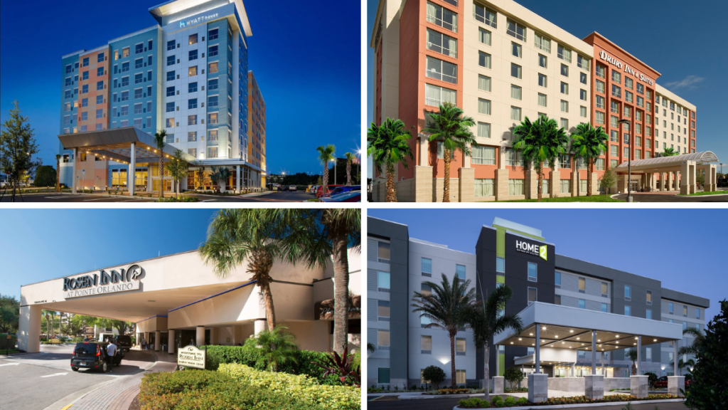 Universal Partner Hotels featured image