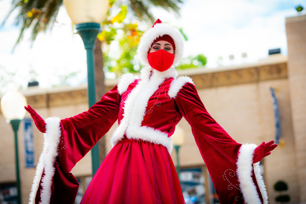 Universal's Holiday Character Celebration
