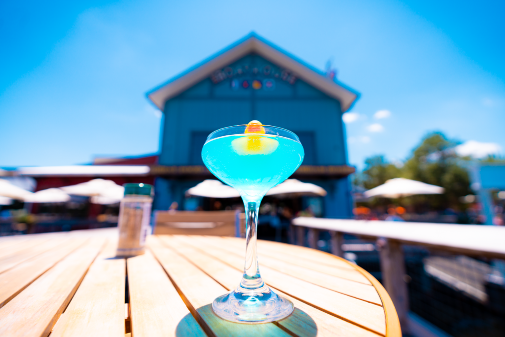 Boathouse Cocktail