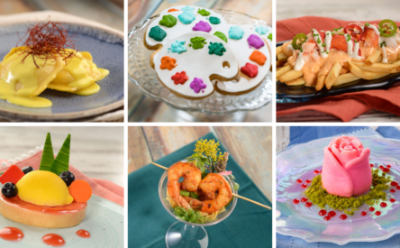 EPCOT's International Festival of the Arts 2021: Food studios and complete menus revealed