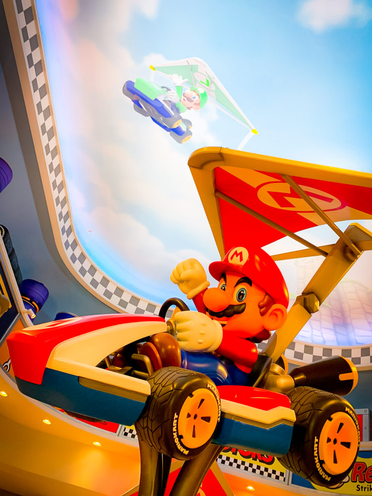 Mario Motors, Mario Kart's gift shop