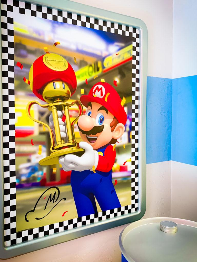 Mario Kart Mario Motors