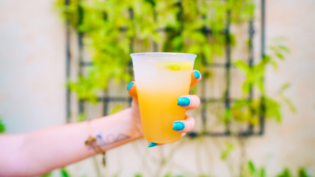 Sugar Shack Springtime Punch from Canada at Mardi Gras 2021